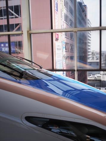 JR 北陸新幹線 W7系 はくたか 558号