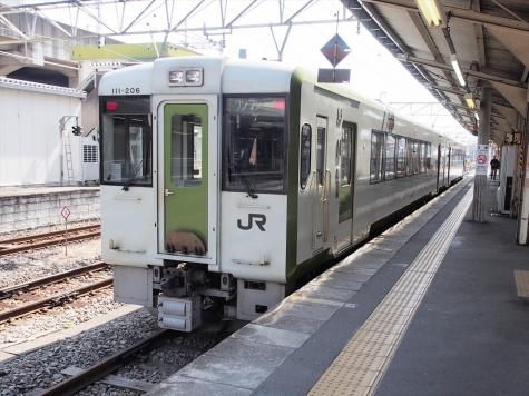 JR八高線 キハ110系200番台