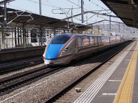 JR 北陸新幹線 E7系 F02編成 回送