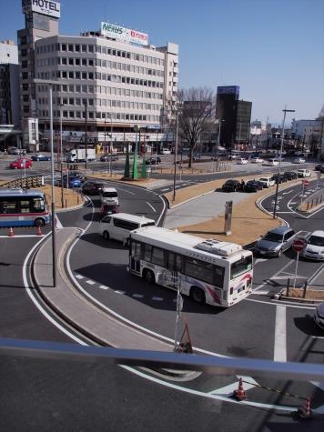 高崎駅 東口