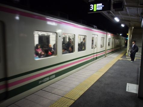 JR 信越本線 107系100番台 電車