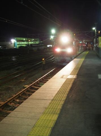 EH500-76 電気機関車【安中駅】