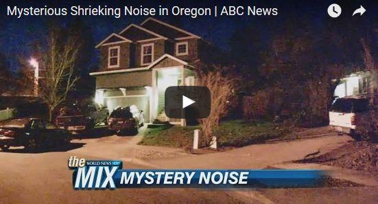 アメリカ・オレゴン州郊外で夜中に鳴り響くフルートの音のような「謎の高音」に住民達が悩まされる…警察・消防も音の正体を解明できず