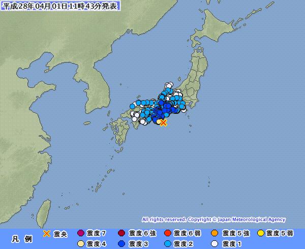 予言者「2018年までに南海トラフ巨大地震」と警告…三重県南東沖で発生した地震はやはり前兆なのか