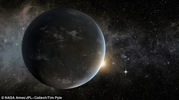 生命が存在するかも知れない最短距離の「地球型惑星」が見つかる…地球からは14光年「ウルフ1061c」