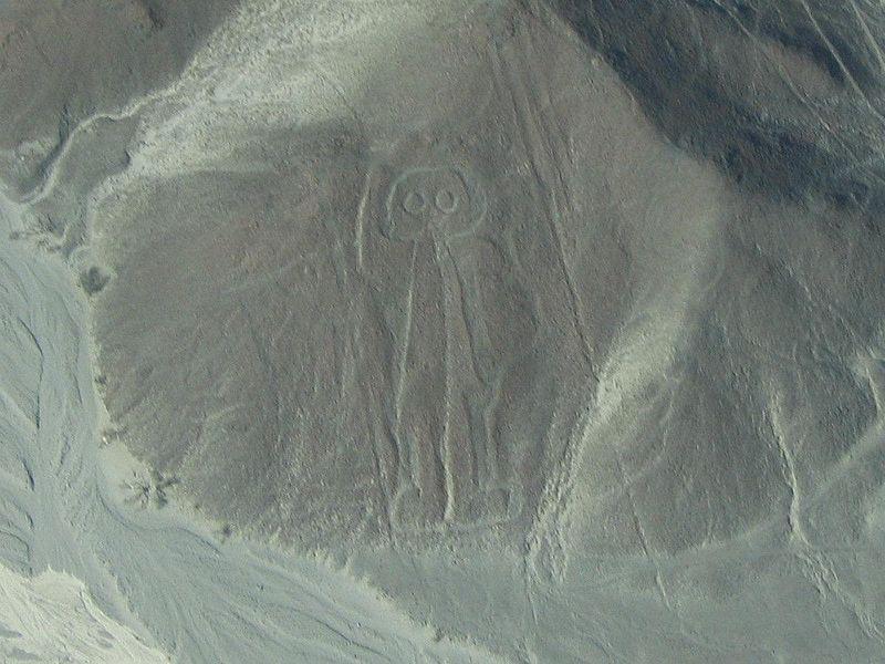【古代文明】ナスカの地上絵や、ピラミッドや、モアイ像って宇宙人が作ったものだと思う