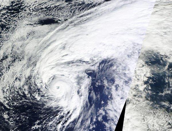 【アレックス】大西洋で1月の真冬に「80年ぶりのハリケーン」が発生…記録を取り始めて以降、発生した例は4つのみ