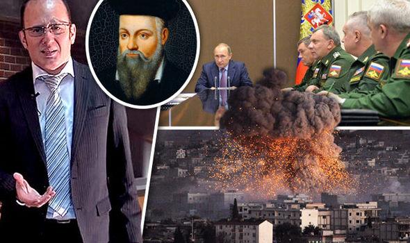 【予言者】サラザール牧師「3ヶ月以内に中国とロシアがアメリカを攻撃し、第三次世界大戦が始まる」 巨大隕石に巨大地震…少なくとも1年分の水と食料、薬をすべきと警告