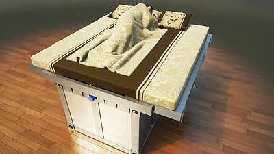 中国人が考えた地震から人を守ることに特化したシェルターのような「耐震ベッド」が話題に