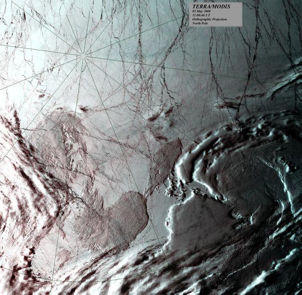【ポールシフト】北極点で気温が急上昇…平均より「20度も高い」気温を記録