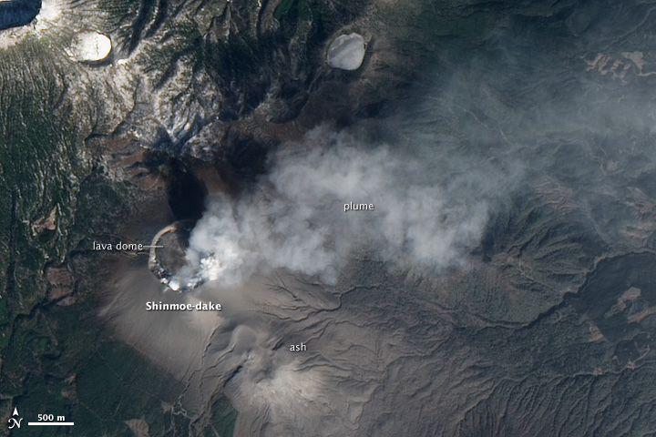 【前触れ】霧島連山・新燃岳が23日朝から火山性地震が急増!109回も観測、小規模噴火のおそれ…2011年9月以来