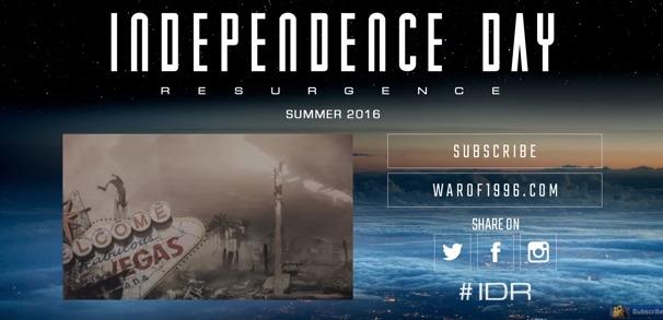 前作から20年経過「インデペンデンス・デイ」の続編が2016年夏に公開予定!人類は宇宙人と壮絶な戦いに…映画予告編が公開