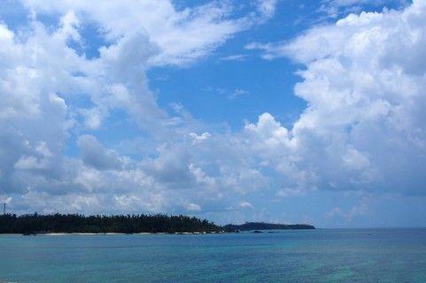 沖縄・那覇で3日連続の「夏日」 気温26.5度