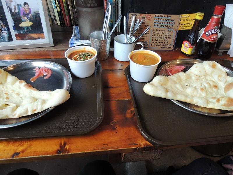 インドカレーSOL チキンと野菜カレー
