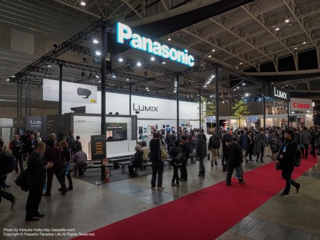 CP+2016 Panasonicブース