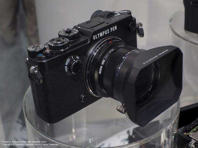 CP+2016 OLYMPUS PEN-F ブラック