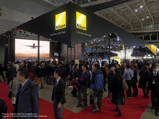 CP+2016 Nikonブース