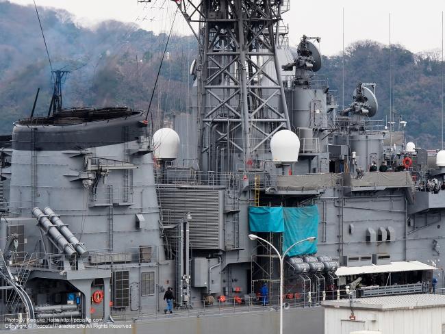 護衛艦はたかぜ(JS Hatakaze, DDG-171)さらにスームイン