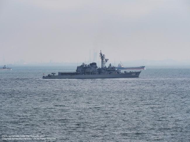 護衛艦やまゆき(JS Yamayuki, DD-129)