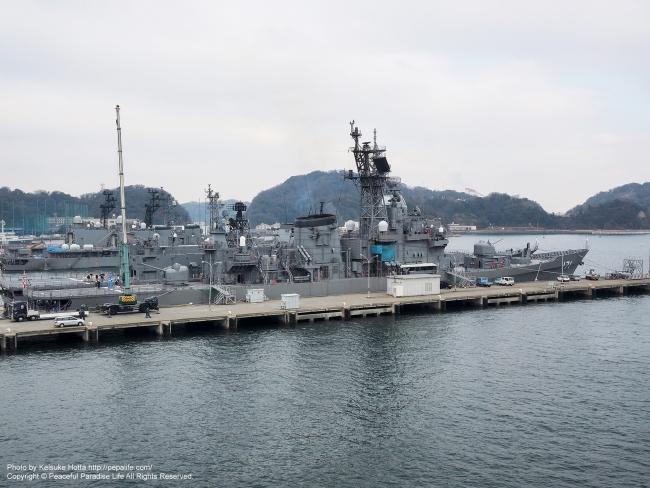 護衛艦はたかぜ(JS Hatakaze, DDG-171)ズームイン
