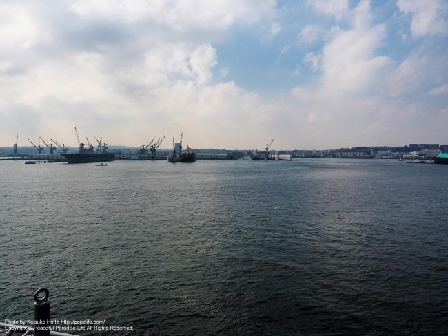 JMU(ジャパンマリンユナイテッド)という造船所