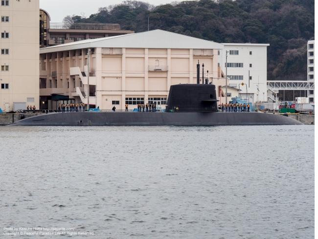 潜水艦その1