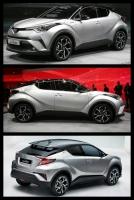 トヨタ C-HR 市販モデル ジュネーブ