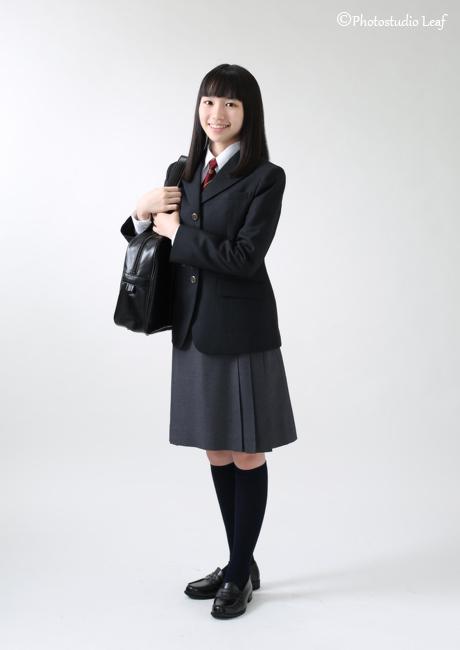 入学写真 高校