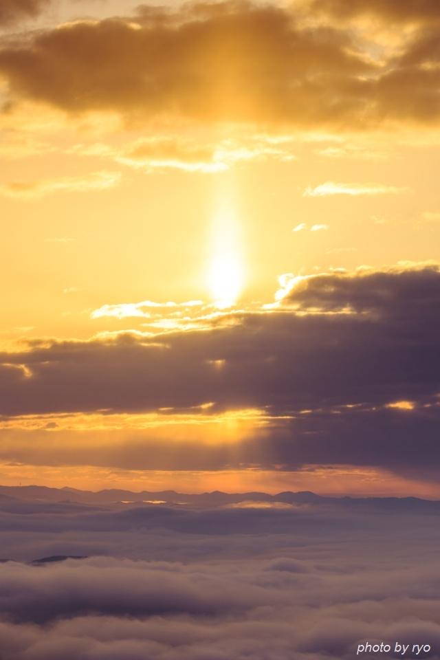 太陽柱の朝に_3