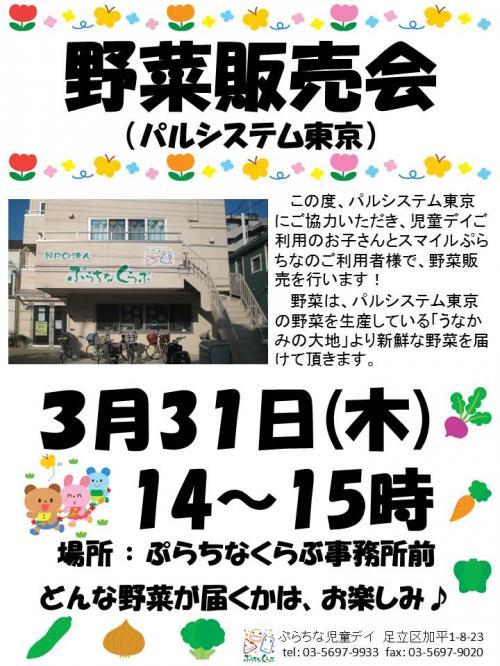 野菜販売(2016331)ブログ用