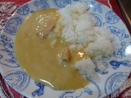 バターチキン味ガンダムカレー12