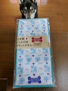 日本製ジェル付きポケットタオル3
