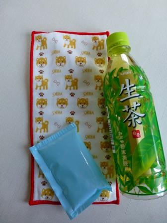 日本製ジェル付きポケットタオル23