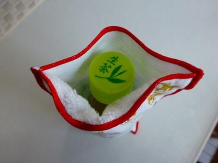 日本製ジェル付きポケットタオル25