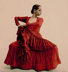 フラメンコのイメージ 引用元wiki
