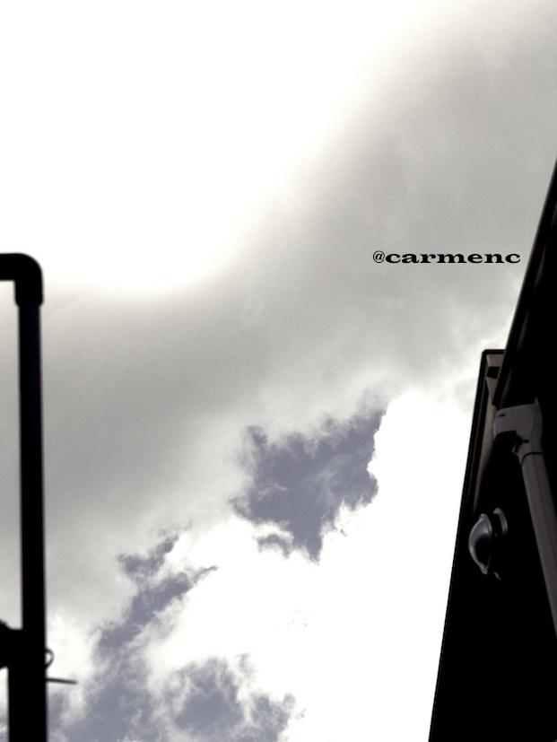 記憶の断片 雲