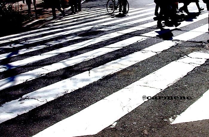 ローソン横断歩道