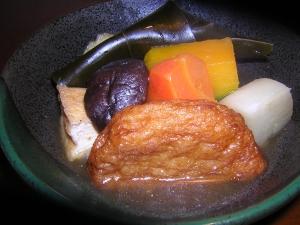 さつま揚げと野菜の煮物