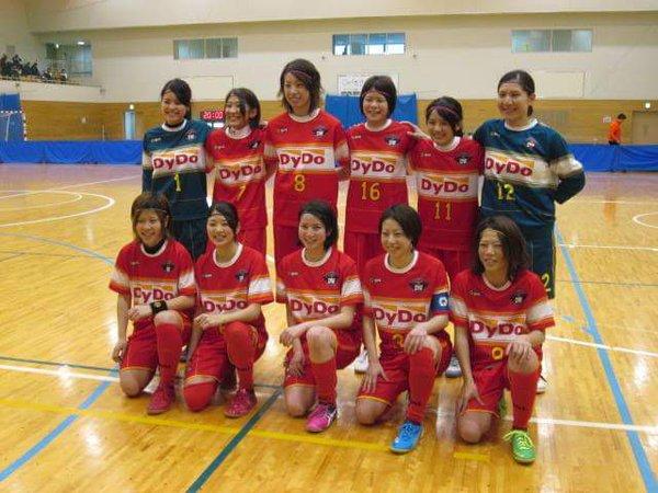 DFUT WINGS、BellRagazzeに勝利して東海リーグ昇格を決める!