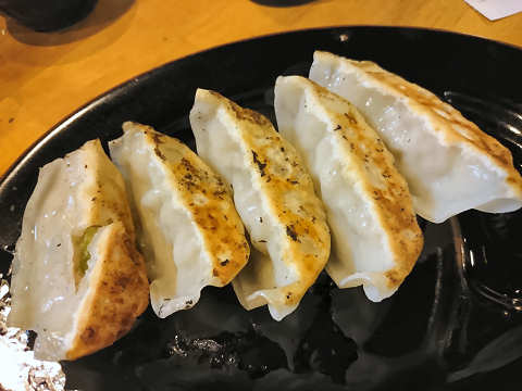 餃子@すた丼屋