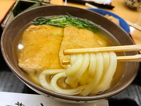 麺リフティング@道頓堀今井本店