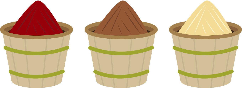 味噌樽のフタは、何故円錐形をしている?