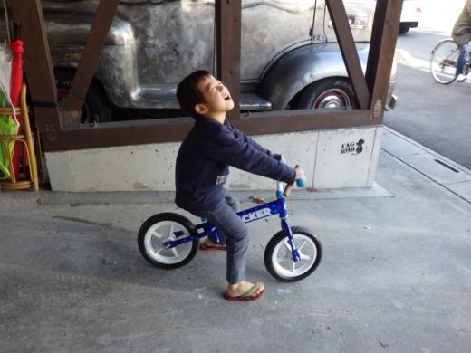 自転車整備 (2)