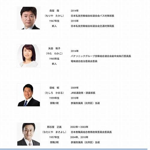 連合栃木<新春のつどい>へ!③