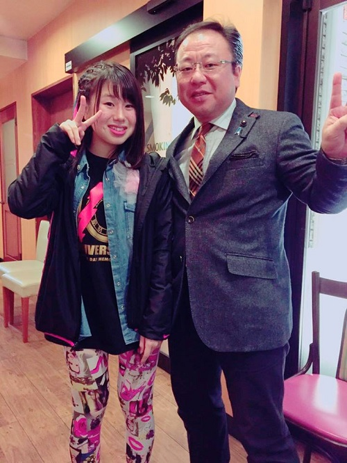 Hiphopな娘と ^^