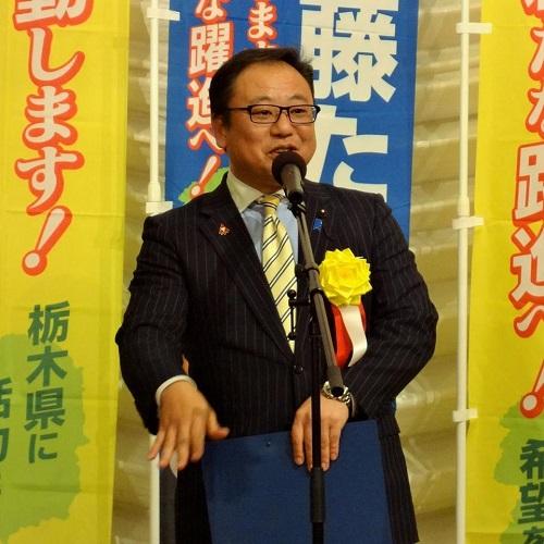 斉藤たかあき後援会<春のつどい 2016>!①