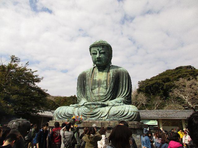 手彫り印鑑 鎌倉大仏