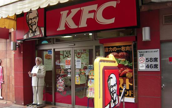 KFC ケンタッキー