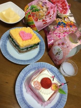 2016 0303 ひな祭り