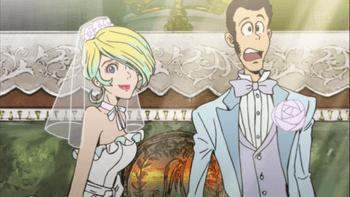 ルパン結婚
